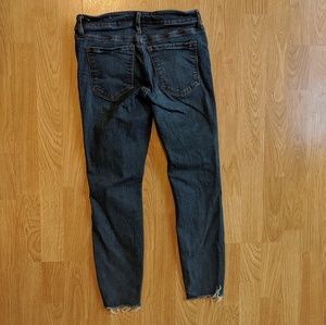 LOFT Jeans - ❗SALE❗Loft Curvy Slit cut jeans